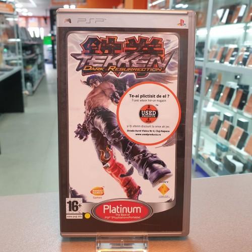 Tekken Dark Resurrection - Joc PSP
