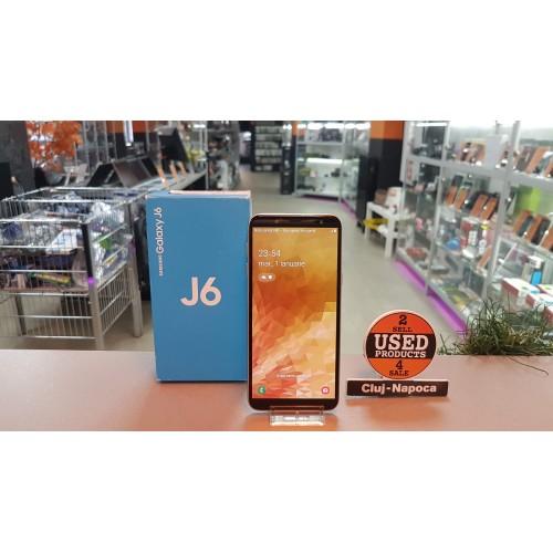 Samsung Galaxy J6 2018 32 Gb  Dual-SIM