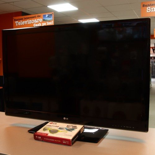 Televizor LG 42LM3400, 106 Cm, Full HD, 3D
