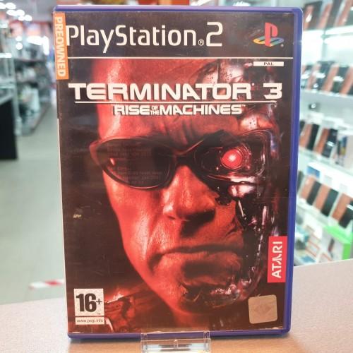 Terminator 3 Rise of the Machines - Joc PS2