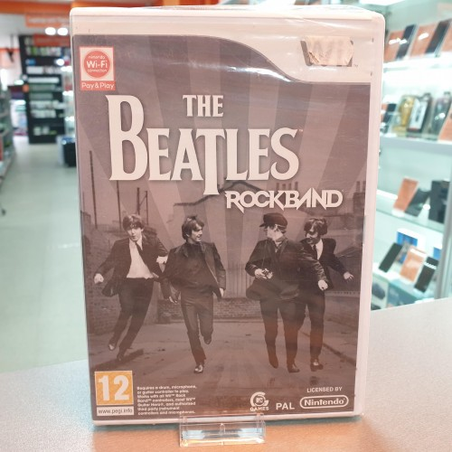 The Beatles Rockband - Joc WII
