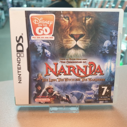 The Chronicles of Narnia The Lion, The Witch and The Wardrobe - Joc DS