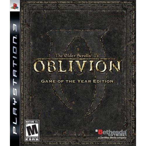 The Elder Scrolls IV Oblivion - Joc PS3