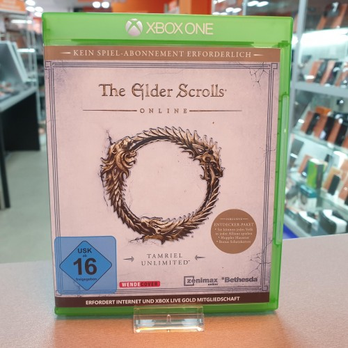 The Elder Scrolls Online Tamriel Unlimited - Joc Xbox One