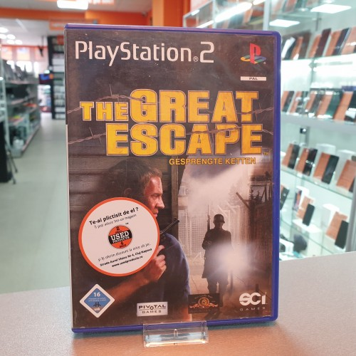The Great Escape - Joc PS2