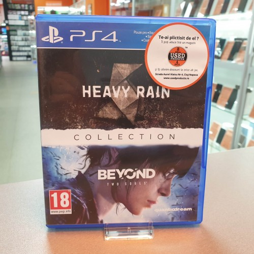 The Heavy Rain & Beyond: Two Souls Collection - Joc PS4