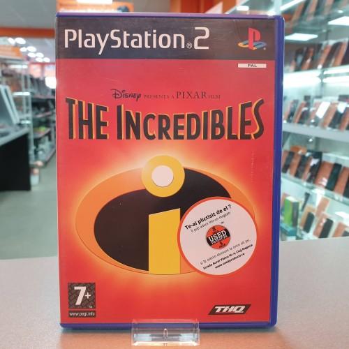 The Incredibles - Joc PS2