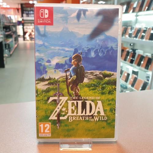 The Legend Of Zelda Breath Of The Wild - Joc Nintendo Switch