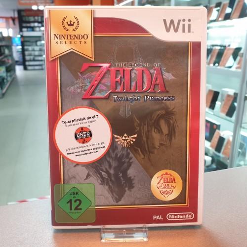 The Legend of Zelda Twilight Princess - Joc Wii