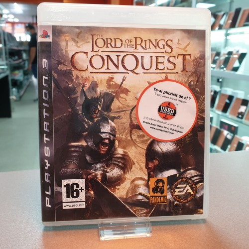 The Lord Of The Rings - Conquest - Joc PS3