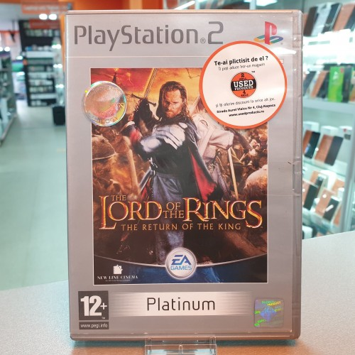 The Lord Of The Rings - The Return Of The King - Joc PS2