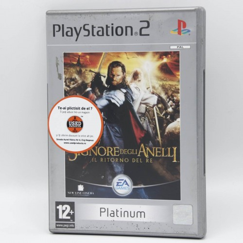 The Lord Of the Rings The Third Age - Joc PS2