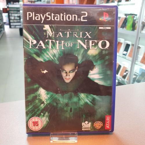 The Matrix Path of Neo - Joc PS2