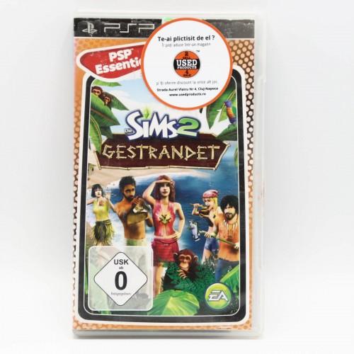 The Sims 2 Castaway - Joc PSP