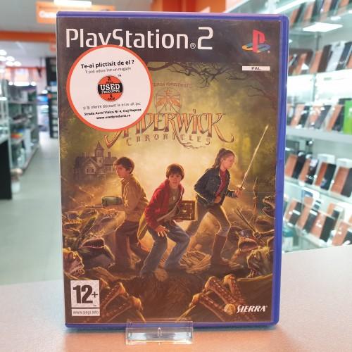 The Spiderwick Chronicles - Joc PS2