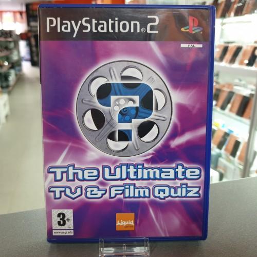 The Ultimate TV & Film Quiz - Joc PS2