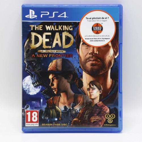 The Walking Dead A New Frontier - Joc PS4