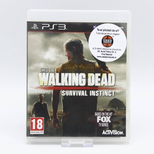 The Walking Dead Survival Instinct - Joc PS3