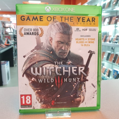The Witcher 3 Wild Hunt - Joc Xbox ONE