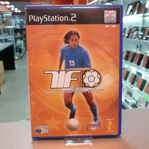 This is Football 2002 - Joc PS2
