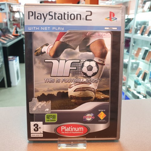 This is Football 2005 - Joc PS2