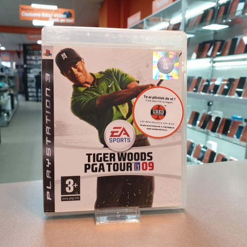 Tiger Woods PGA Tour 09 - Joc PS3