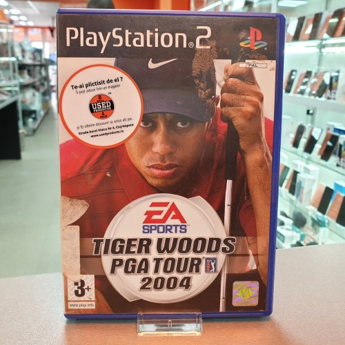 Tiger Woods PGA Tour 2004 - Joc PS2