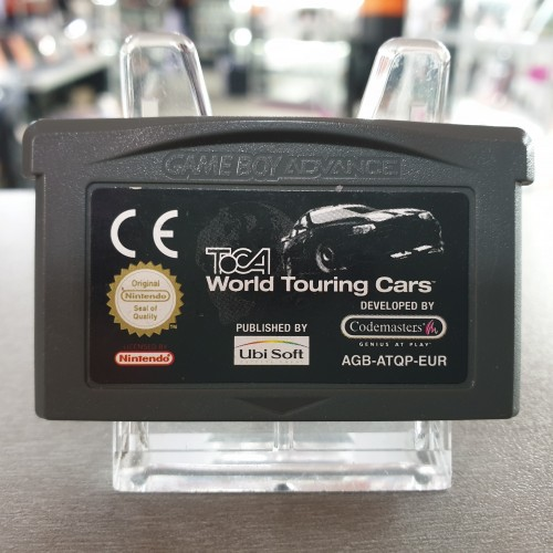 Toca World Touring Cars - Joc Gameboy Advance