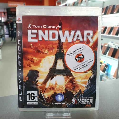 Tom Clancy's EndWar - Joc PS3