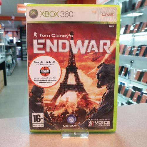 Tom Clancy's EndWar - Joc Xbox 360
