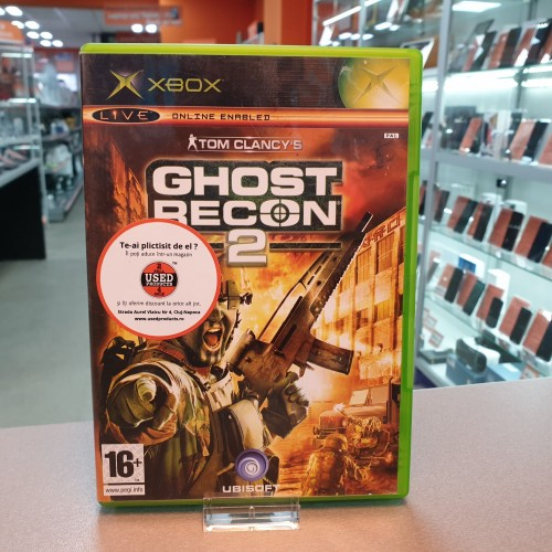 Tom Clancy's Ghost Recon 2 - Joc Xbox Classic