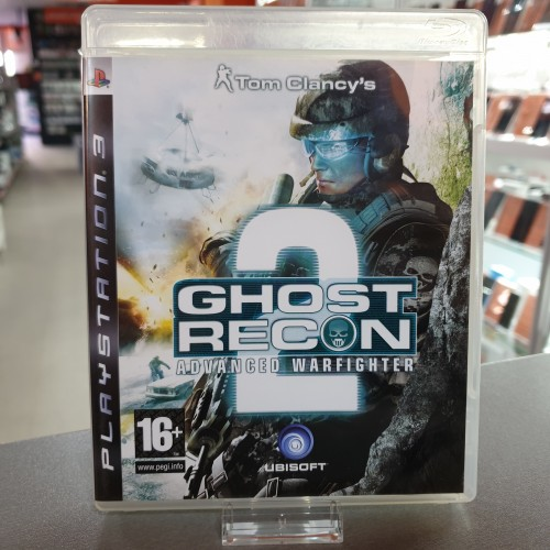 Tom Clancy's Ghost Recon Advanced Warfighter 2 - Joc PS3