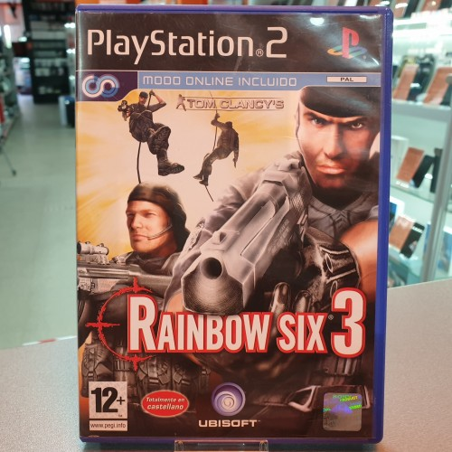 Tom Clancy's Rainbow Six 3 - Joc PS2