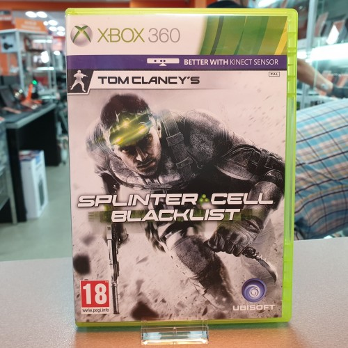 Tom Clancy's Splinter Cell Blacklist - Joc Xbox 360