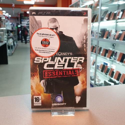 Tom Clancy's Splinter Cell Essentials - Joc PSP