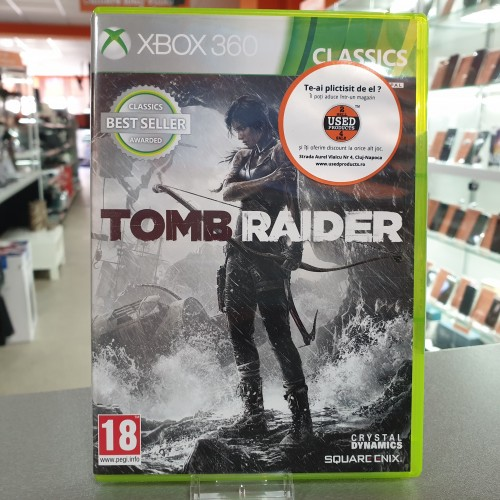 Tomb Raider - Joc Xbox 360