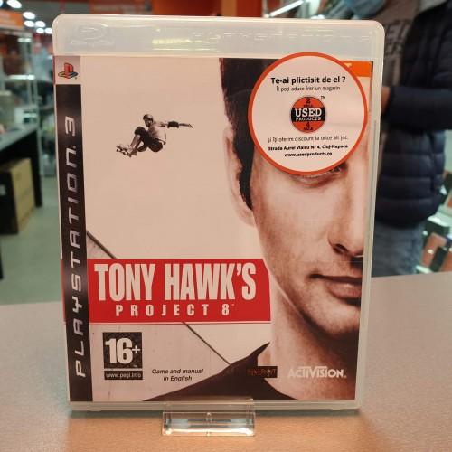 Tony Hawk's Project 8 - Joc PS3