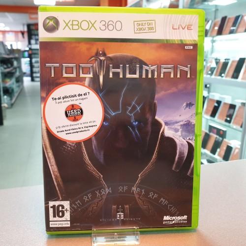 Too Human - Joc Xbox 360