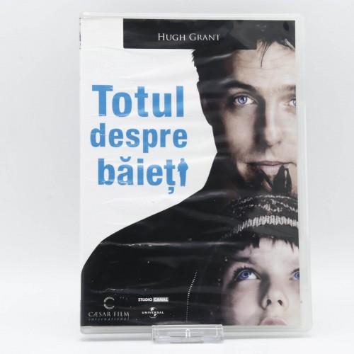 Totul Despre Baieti - About a Boy - Filme DVD