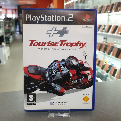 Tourist Trophy - The Real Riding Simulator - Joc PS2