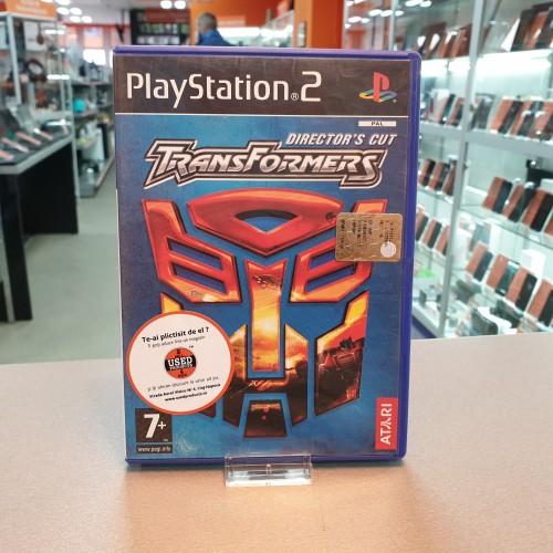 Transformers Director's Cut - Joc PS2