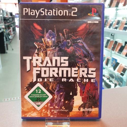 Transformers Revenge of the Fallen - Joc PS2