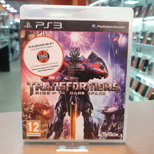 Transformers Rise of the Dark Spark - Joc PS3