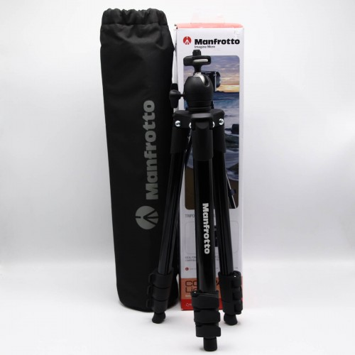 Trepied Foto-Video Manfrotto Compact Light