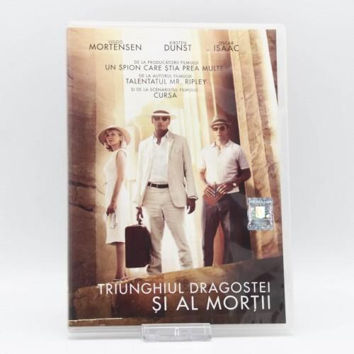 Triunghiul Dragostei Si al Mortii /  The Two Faces of January - Filme DVD