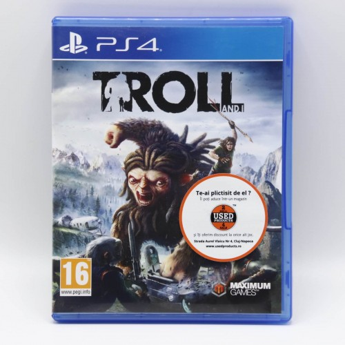 Troll And I - Joc PS4
