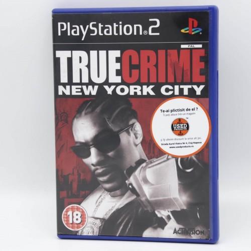 True Crime New York City - Joc PS2
