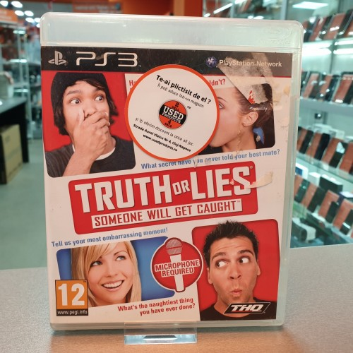 Truth or Lies - Joc PS3