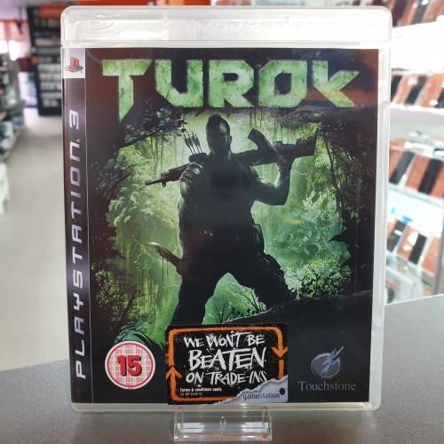 Turok - Joc PS3