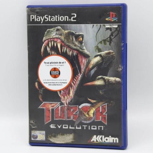 Turok Evolution - Joc PS2